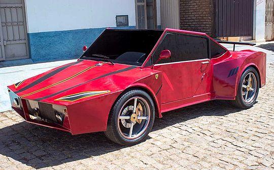 Ferrari Brasileira Lateral