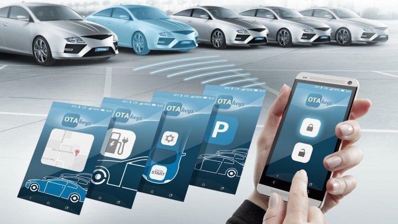 BMW diz que a chaves de veículos podem ser substituídas por aplicativos de celular