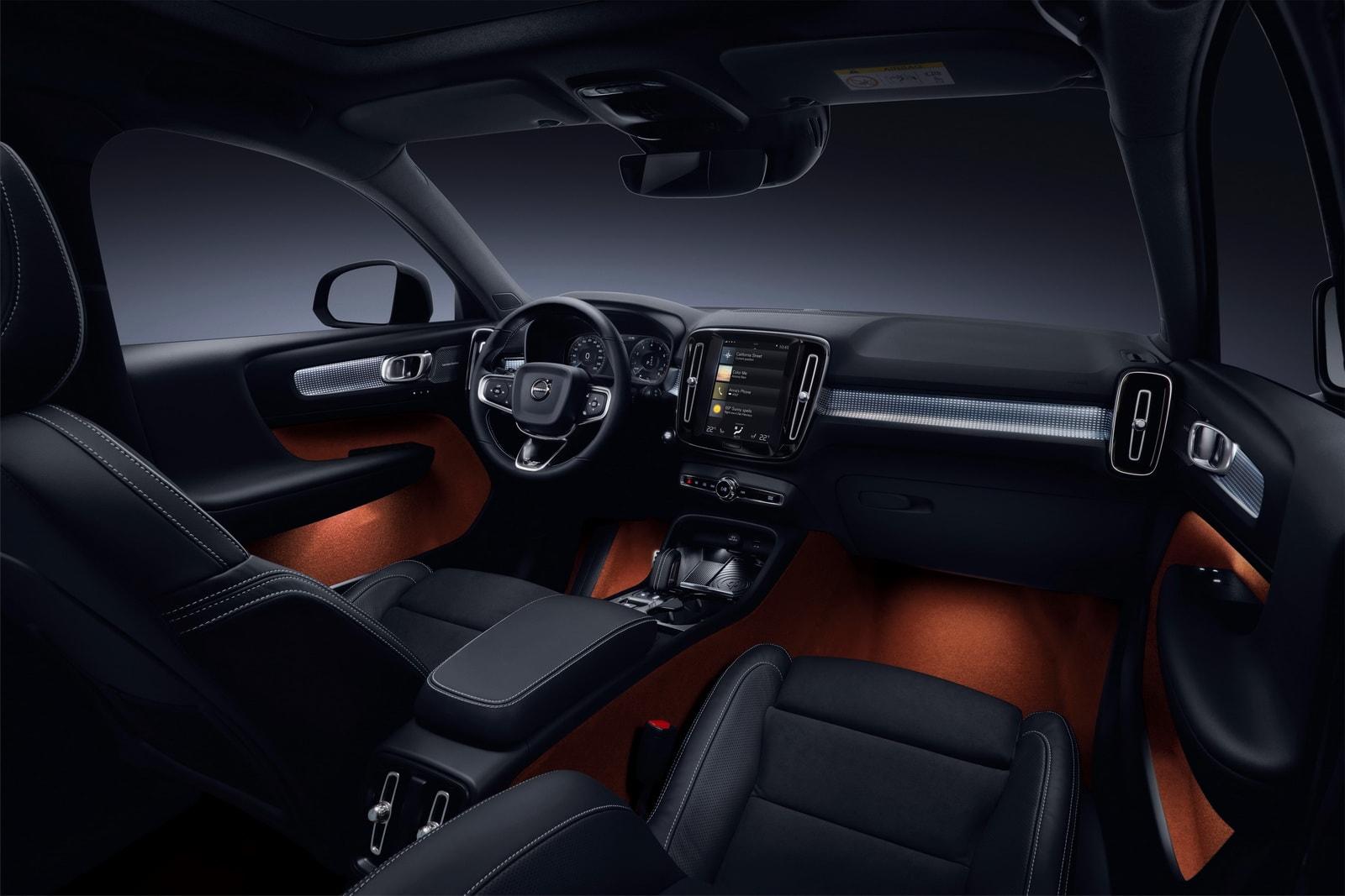 Novo Volvo XC40 2018