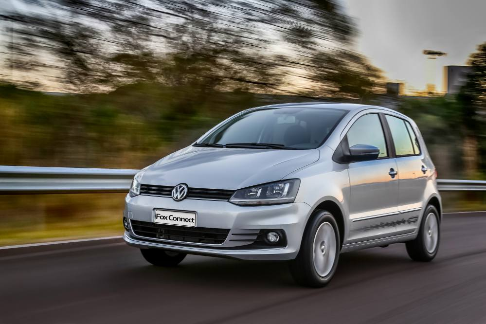 Volkswagen Fox 2018