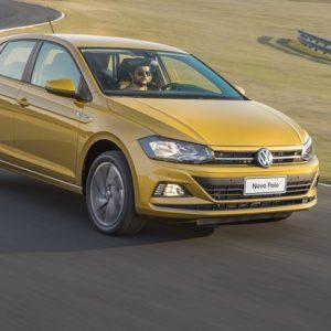 Volkswagen Polo já bate 4.000 reservas na pré-venda