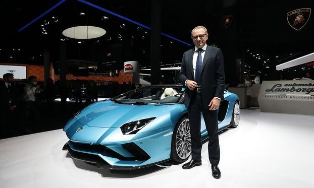 Ferrari, Lamborghini não tem planos para veículos elétricos