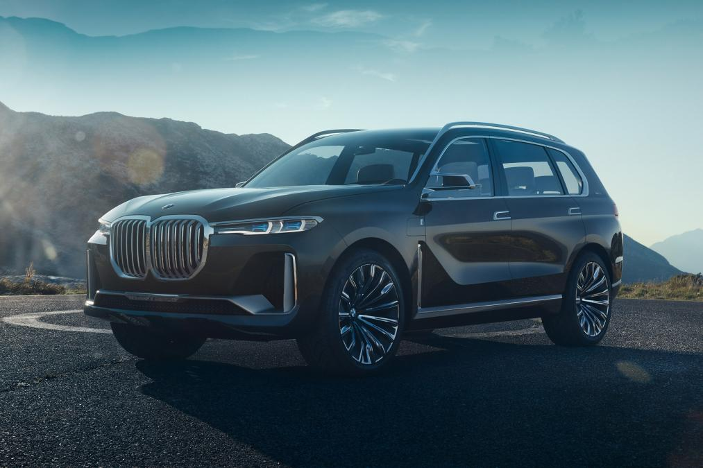 Nova BMW X7 2018