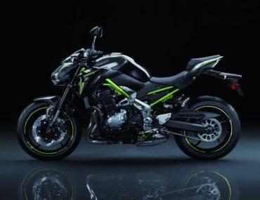 Nova Kawasaki Z900 2018