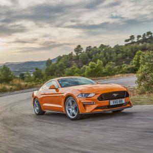 Novo Ford Mustang chega em nova linha na Europa