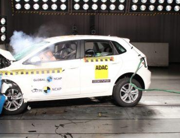 Toyota Corolla e Novo VW Polo conquistam 5 estrelas no teste Latin NCAP