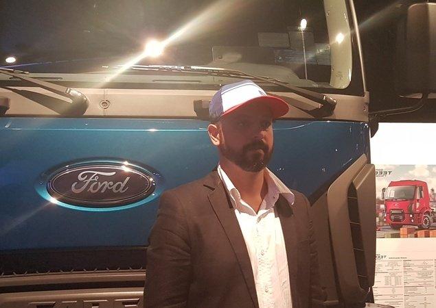 Boné da Ford