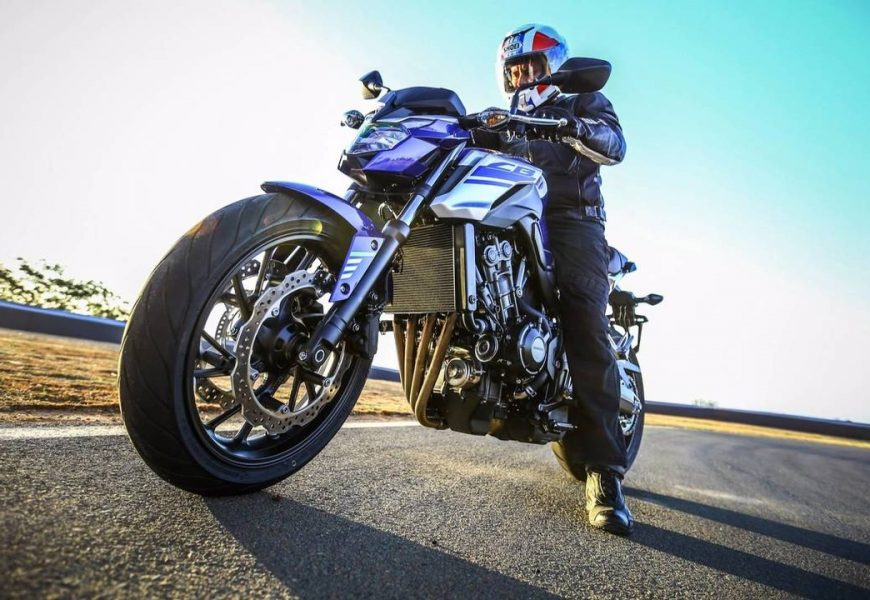 Honda CB 650F e CBR 650F 2018 chegam ao Brasil com novidades