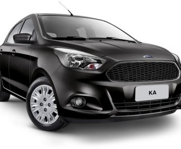 Novo Ford Ka 2018