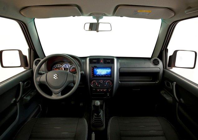 Novo Suzuki Jimny 2018