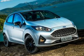 Novo Ford New Fiesta 2018