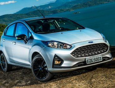 Novo Ford New Fiesta 2018