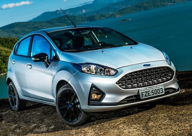 Ford New Fiesta 2018 chega ao Brasil com novidades no visual