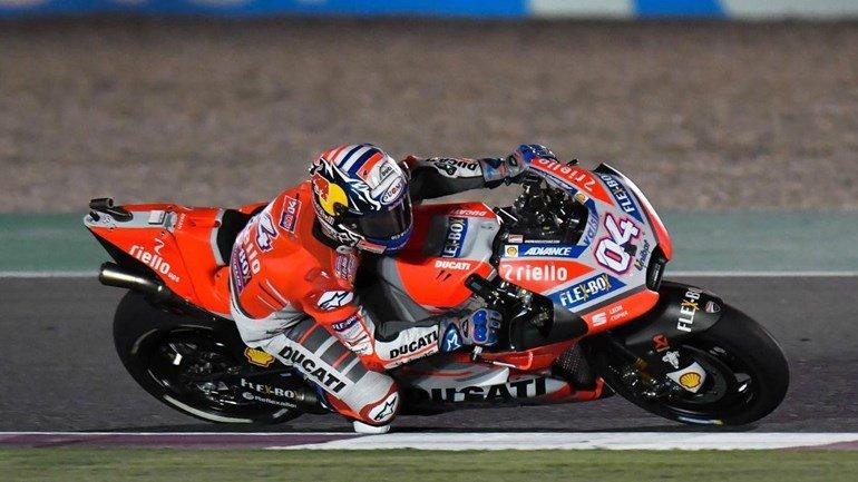 Dovizioso MotoGP 2018