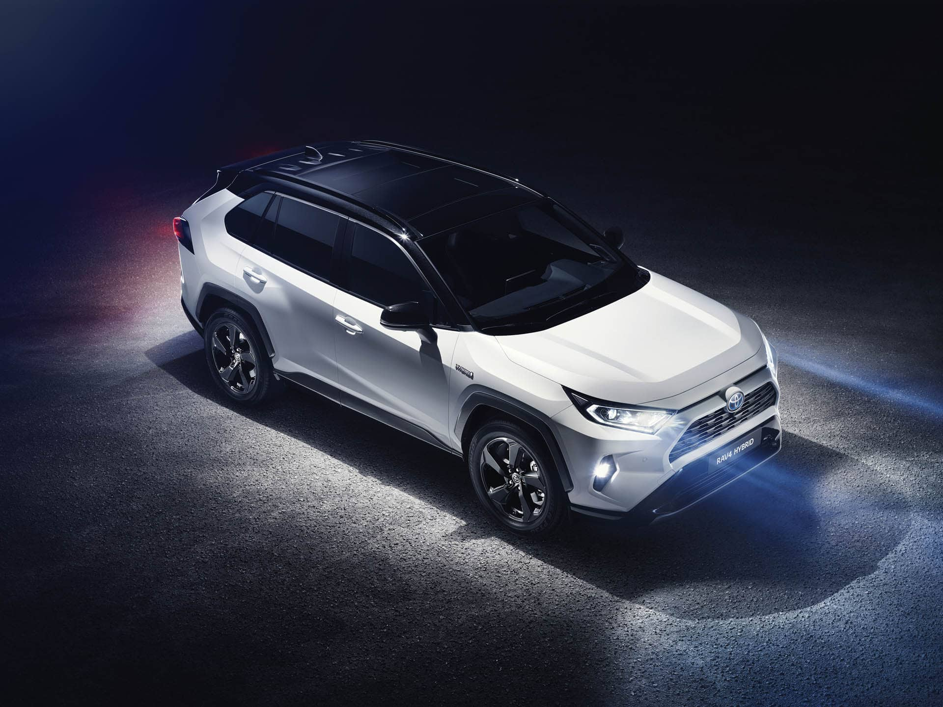 Novo Toyota RAV4