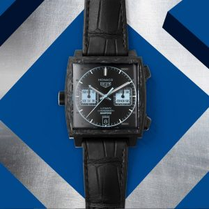 Novo relógio da TAG Heuer versão Monaco chega ao mercado
