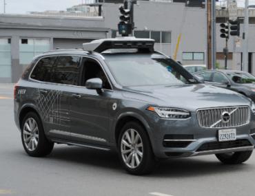 Uber Carro Autônomo