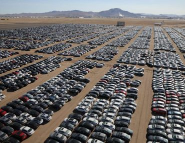 Volkswagen está armazenando 300.000 mil veículos recomprados de clientes
