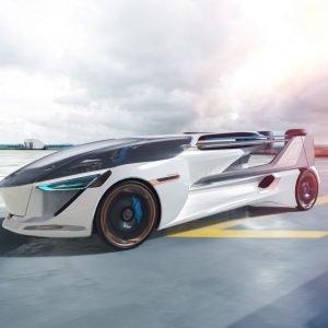 AeroMobil 5.0 VTOL é novo conceito de Carro Voador para Futuro