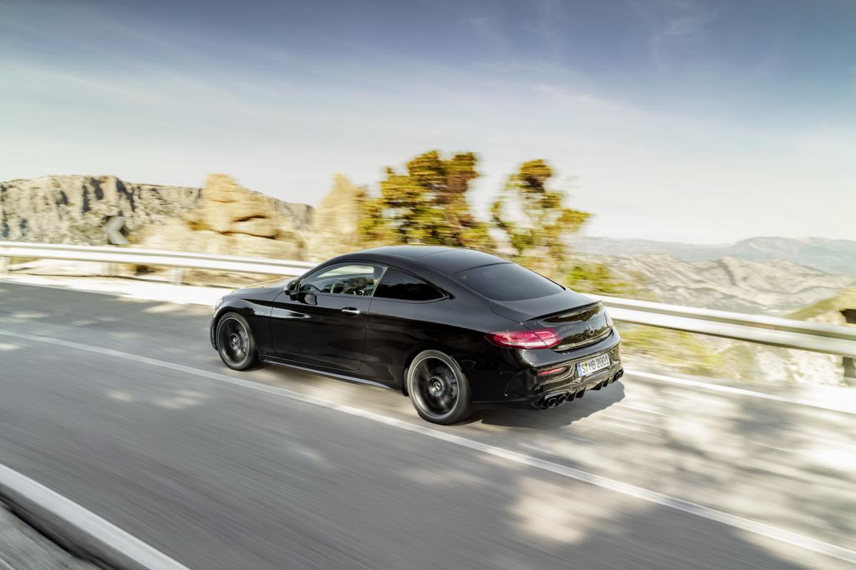 Mercedes-Benz Classe C 2019 Traseira