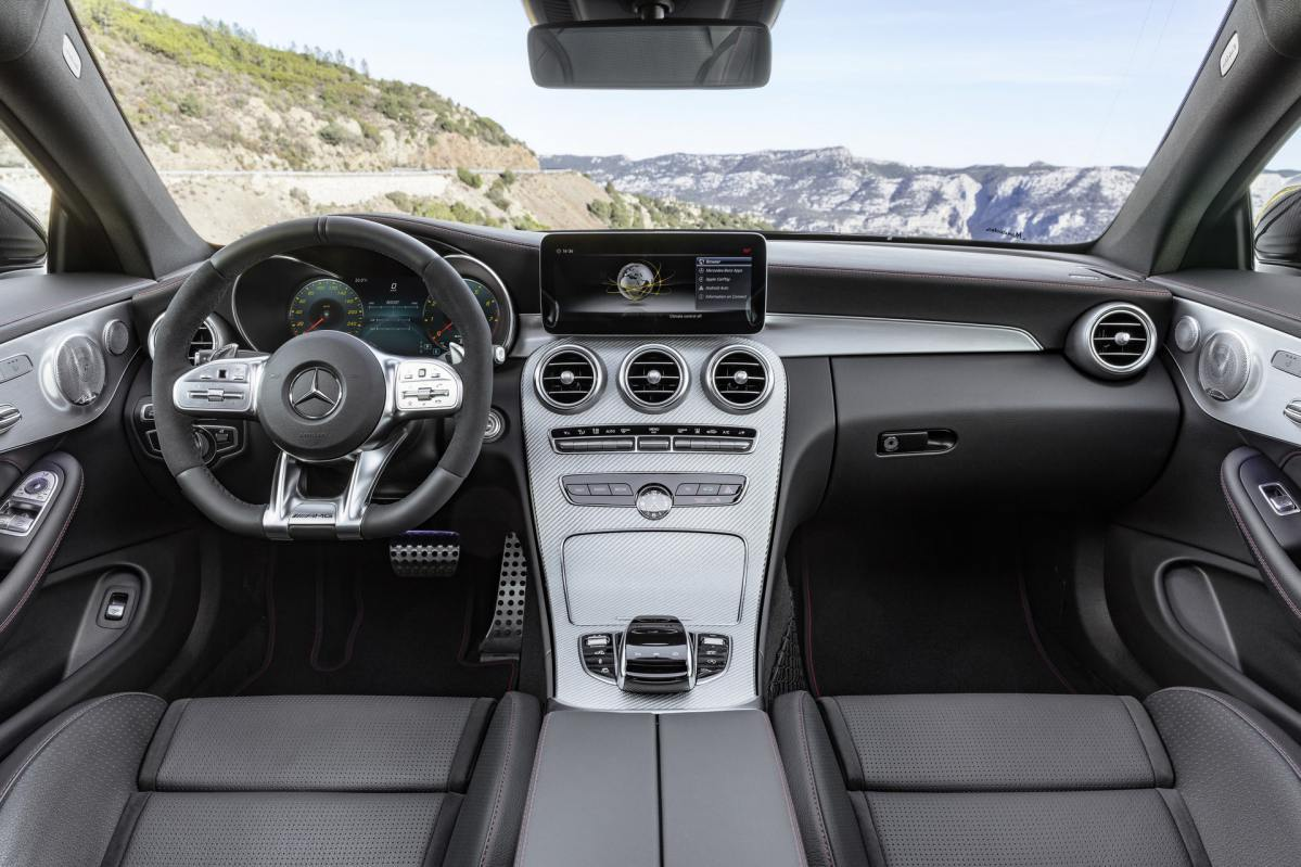 Mercedes-Benz Classe C 2019 Interior