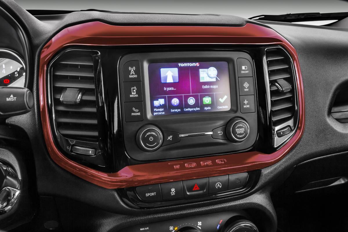 Fiat Toro 2019 Central