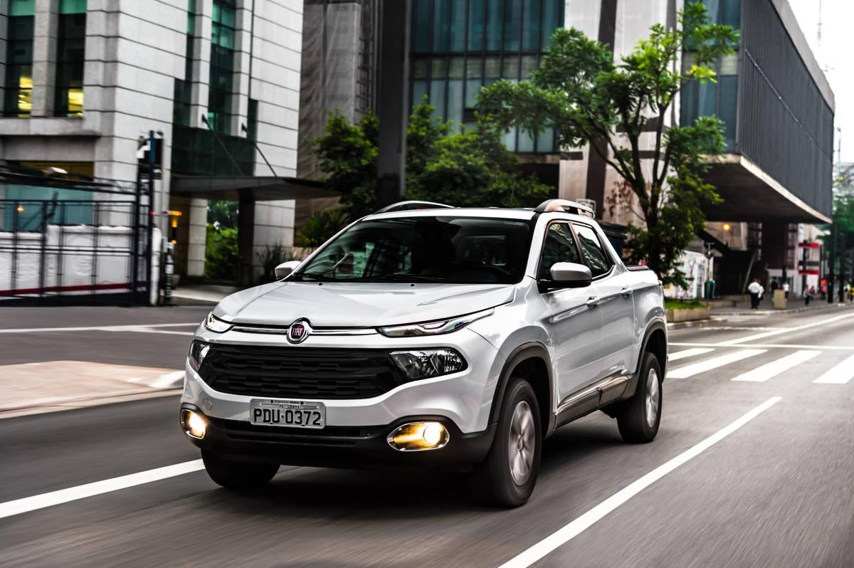Novo Fiat Toro 2019