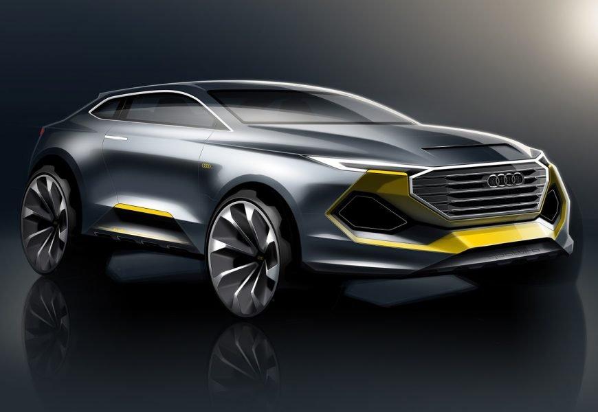 Audi prepara crossover do tamanho Q1 para 2020