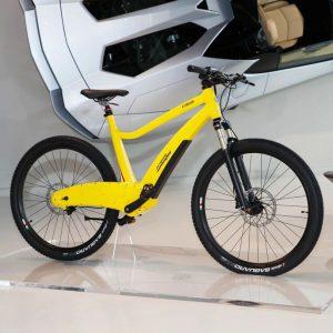 Lamborghini anuncia nova bicicleta elétrica em evento