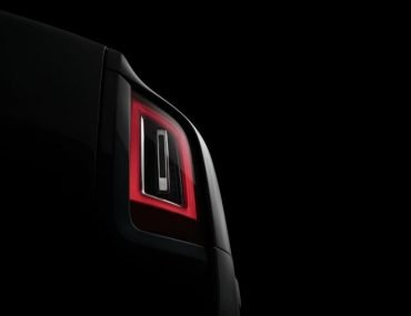 Teaser Rolls-Royce Cullinan
