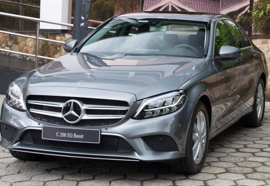 Mercedes Classe C 2019 é lançado com versão híbrida