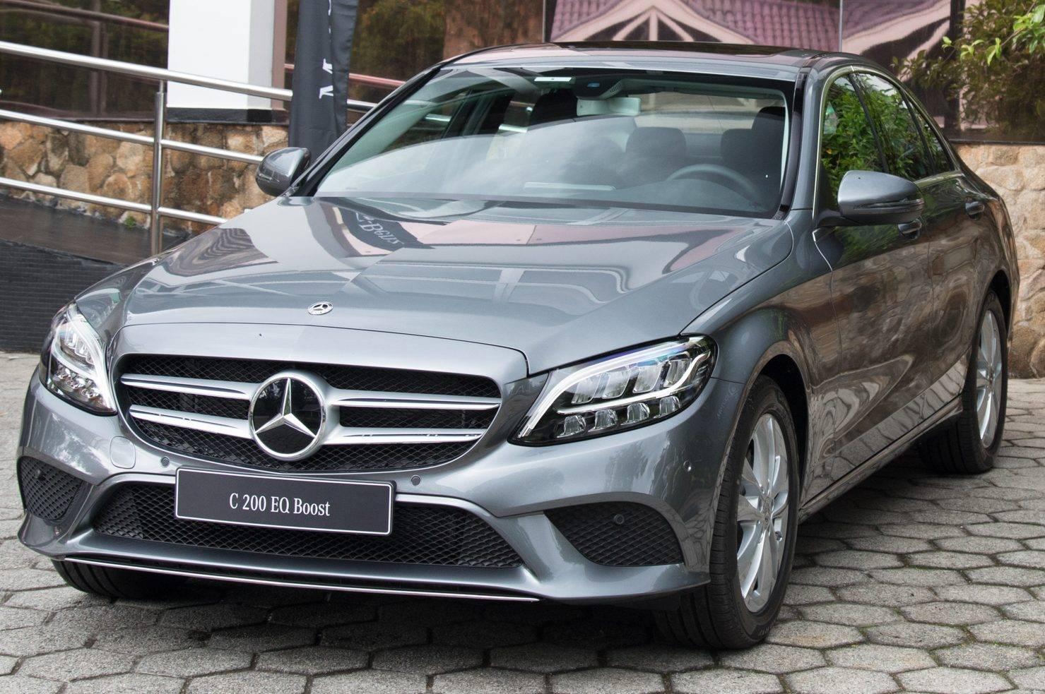 Novo Mercedes Classe C 2019