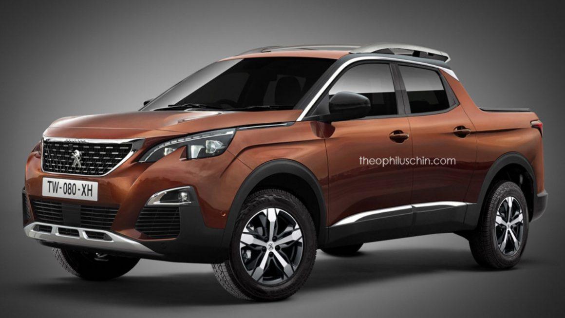 Picape da Peugeot