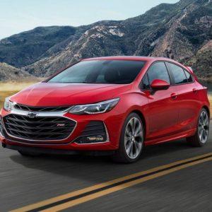 Novo Cruze será a primeira atualização da Chevrolet para 2019