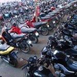 leilão de motos apreendidas Detran 2019