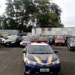 Novo leilão da PRF conta com mais 600 veículos em SC