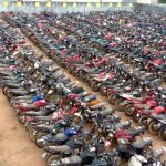 Leilão de carros e motos apreendidos é divulgado pelo Detran-RO
