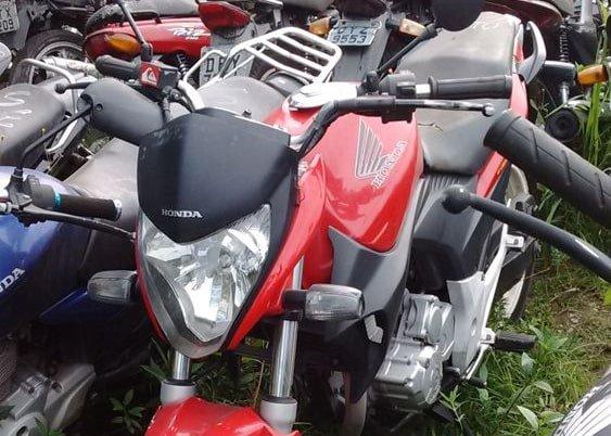 Leilão de Motos Detran 2020