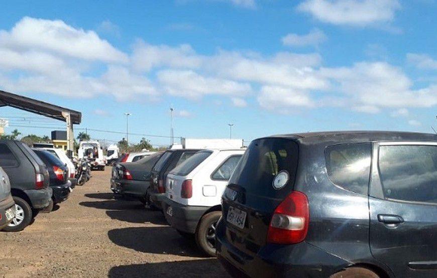 Novo Leilão do Detran de carros e motos é divulgado com lances a partir de R$ 500,00