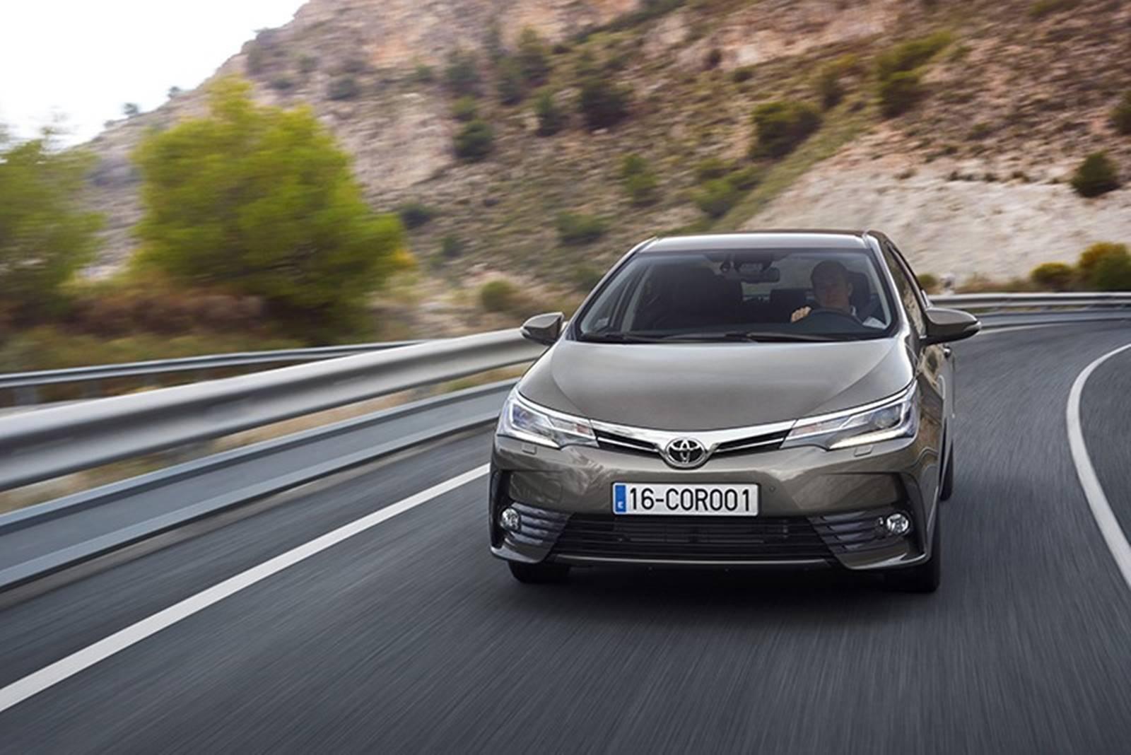 Novo Corolla 2018 em seu novo visual | Autos Novos
